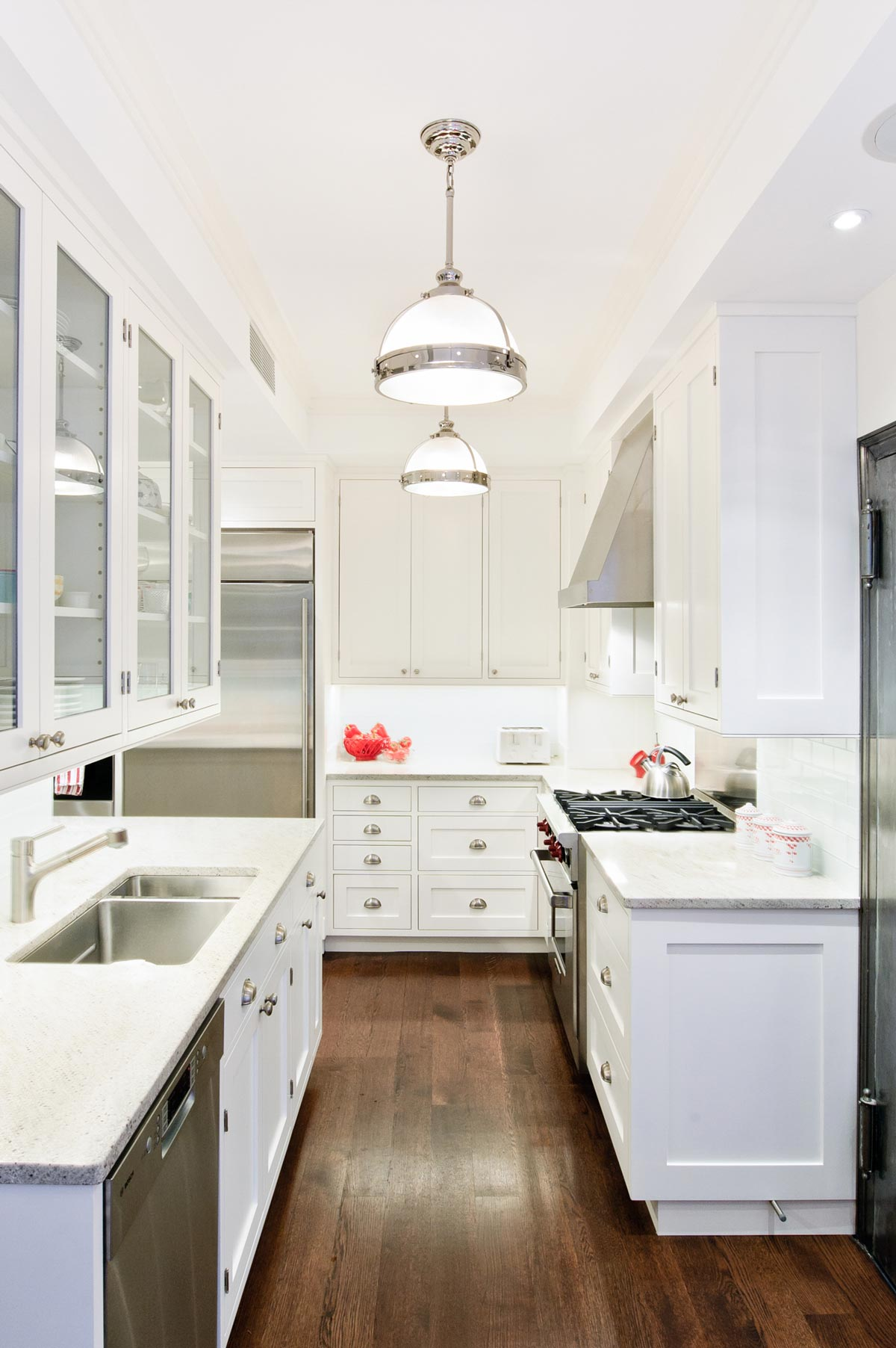 prewar family kitchen manning silverstein architects pc - Family Kitchen